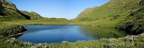Озеро Большое Дзитаку