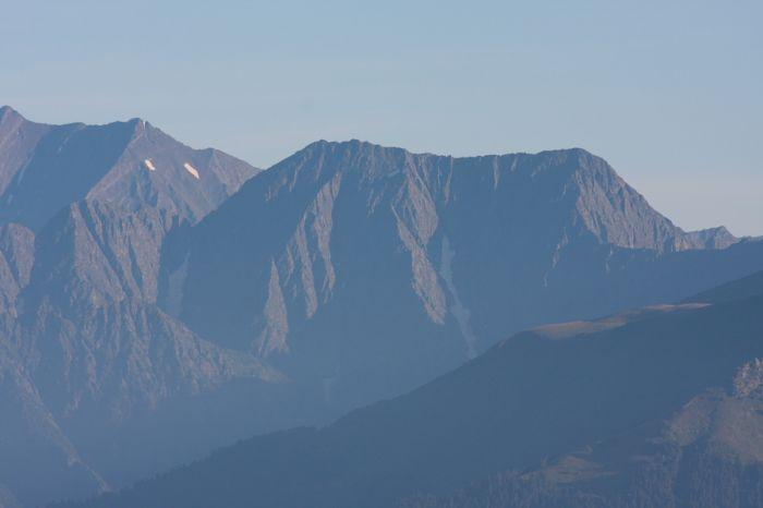 Гора Воробьёва (2854.4 м)