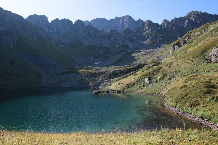 Озеро Голубое