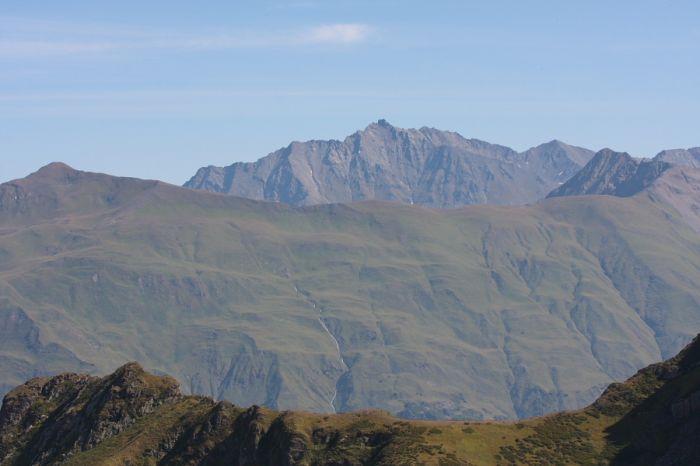 Гора Цахвоа (3345,9 м)