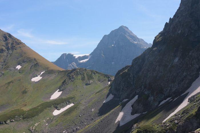Гора Агепста (3256,7 м) – высшая точка Сочинского района