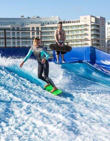 Flow Wave Sochi Camp