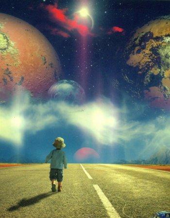 Детский праздник «Путешествие к звёздам»!