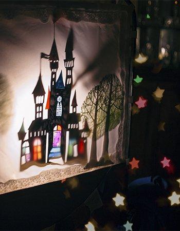 Волшебный театр теней