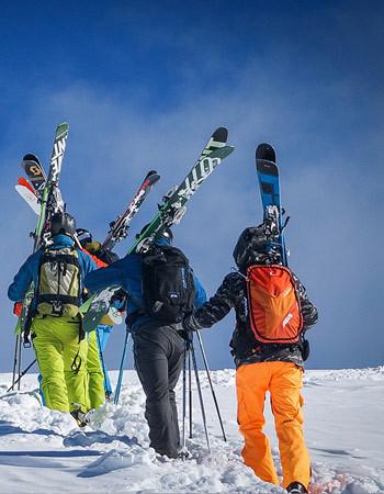 Обучающий фрирайд-курс. Уровень 1. Лыжи и сноуборд