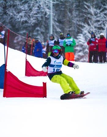 III Открытый кубок курорта «Газпром» по горным лыжам и сноуборду