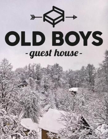 Старый Новый Год с OLD BOYS