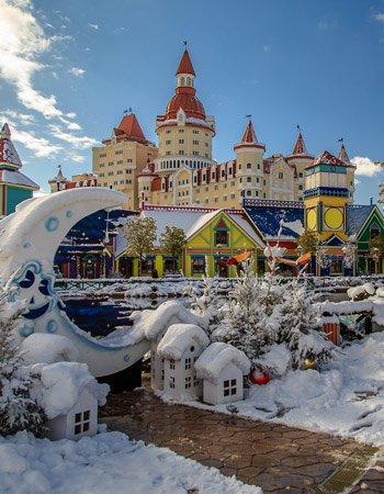 «Сочи Парк» в новогодние праздники!
