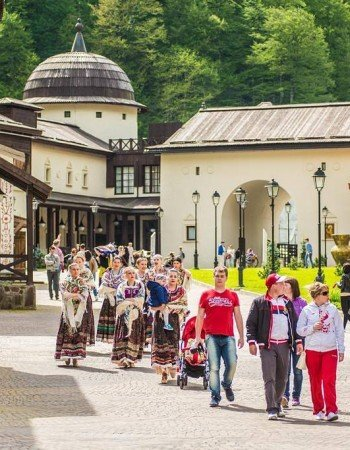 Солнце Красное - фестиваль в этнопарке «Моя Россия»