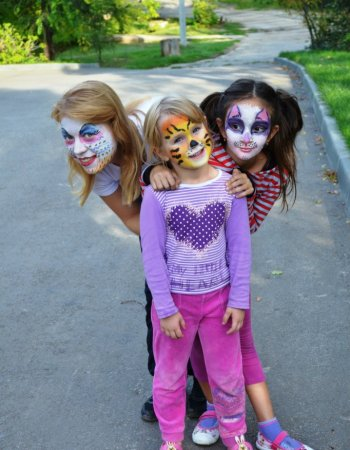 Дневной лагерь для детей