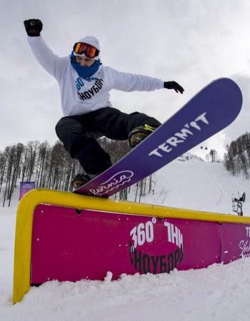 Сноубордический фестиваль Termitory 2020