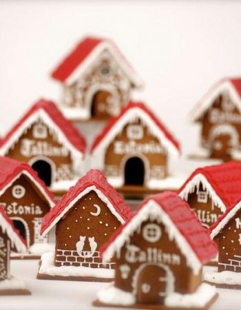 Cемейный конкурс пряничных домов «Пряничный городок» в Сочи