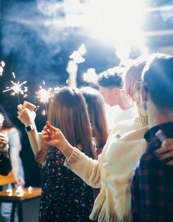 Новый год на Flacon1170: Christmas Jazz и OLYMP NEW YEAR PARTY