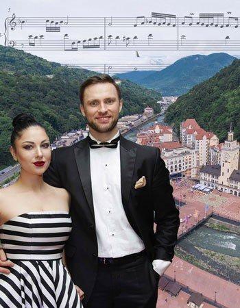 Органный концерт и опера на «Роза Хутор»