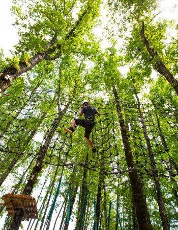 Открытие веревочного парка «МАУГЛИ» в Скайпарке