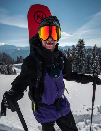 Бэккантри сноубординг