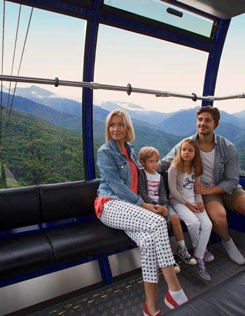 День любви, семьи и верности на курорте ГТЦ «Газпром»