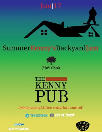 Summer Kenny Backyard Jam