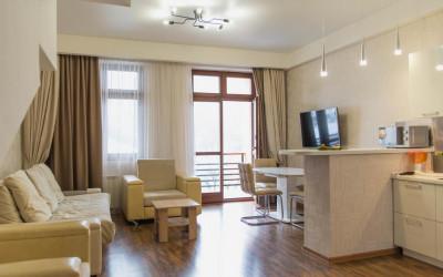 Апартаменты Комфорт Олимпик Панорама