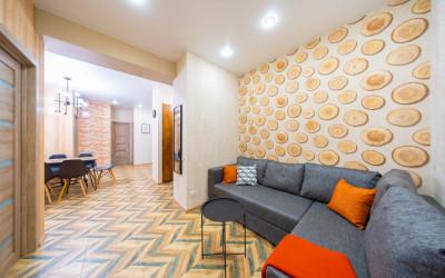 Лаконичные апартаменты для 8 человек в Эсто-Садке