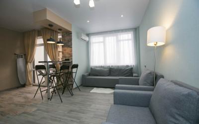 Уютная квартира в Красной Поляне