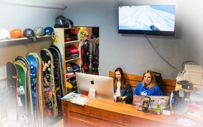 4Seasons Club - Прокат горных лыж и сноубордов в Красной Поляне