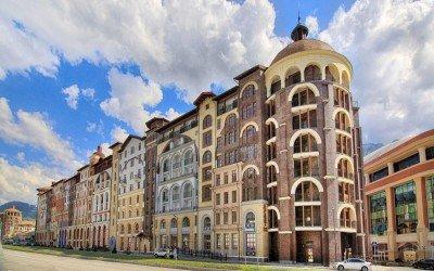 Апарт-отель Горки-Город