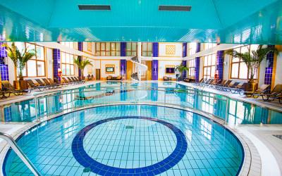 Крытый бассейн 19м Газпром