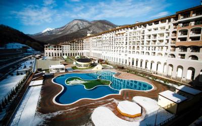 Soul Spa отеля Sochi Marriott