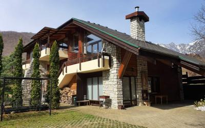 Дом Шале в Красной Поляне