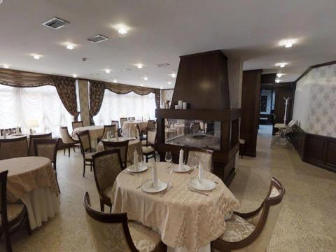 Ресторан отеля Горная Резиденция