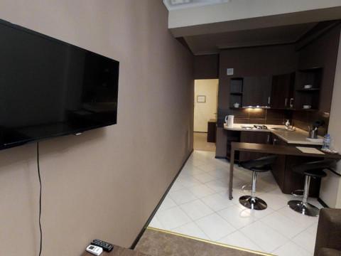 Номер в гостинице Горная Резиденция
