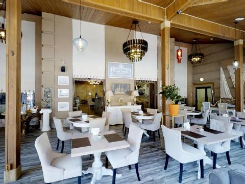 Ресторан Alen Rosso на Роза Хутор