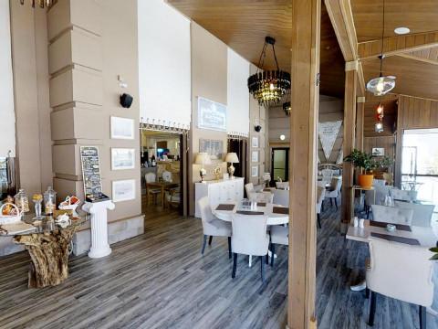 Ресторан Alen Rosso в Красной Поляне