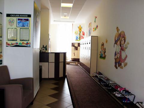 Коридор в детском саде-школе Согласие