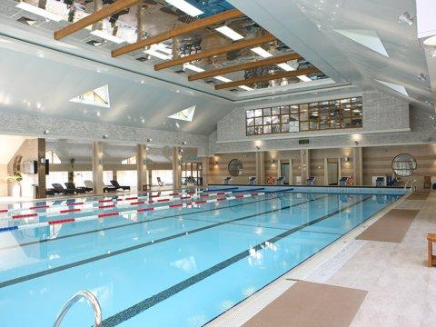 Красная Поляна - Крытый плавательный бассейн 25 м