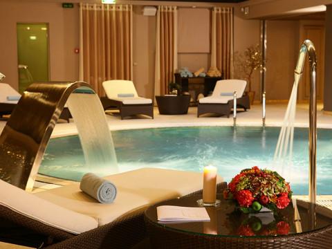 Элитный СПА центр в Гранд Отель Поляна
