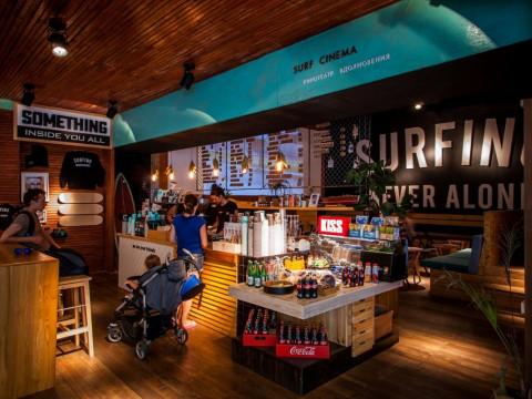 кофе и завтраки в SURF COFFEE Горки Город