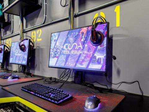 COLIZEUM - киберспортивный клуб в Горки Молл