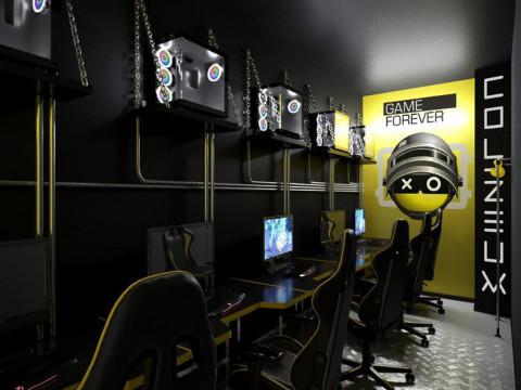 Игровой компьютерный клуб в Красной Поляне