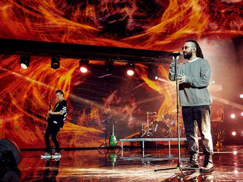 Концертный зал в горах Сочи