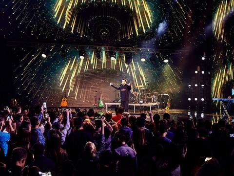 Концертный зал в Красной Поляне