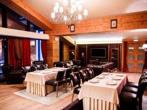 Банкетный зал в Красной Поляне