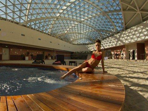 аквапарк на курорте Горки Город, Красная Поляна, Сочи