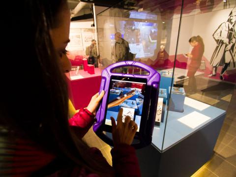 3D модели экспонатов и дополненная реальность