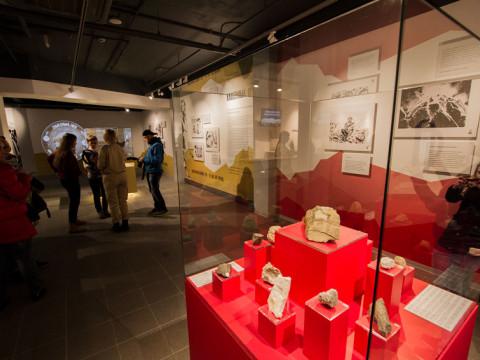 Более 40 артефактов в музее Археологии в Красной Поляне