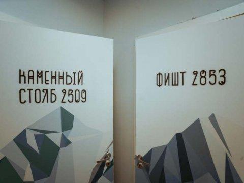 Хостел МореГор Красная Поляна, Сочи - вершины гор