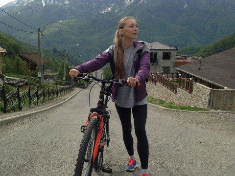 Летний прокат велосипедов в Красной Поляне