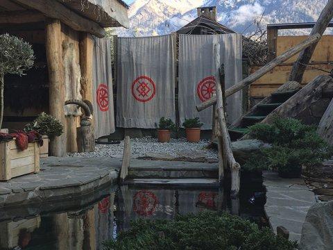 Правильная баня в горах Сочи