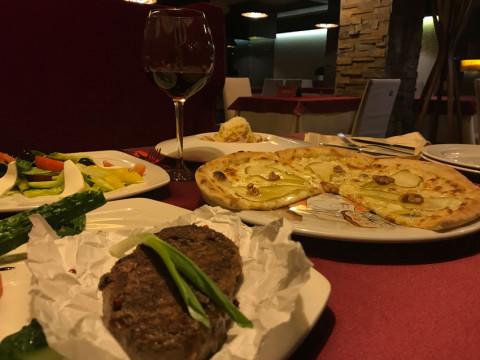 Итальянская кухня в Красной Поляне